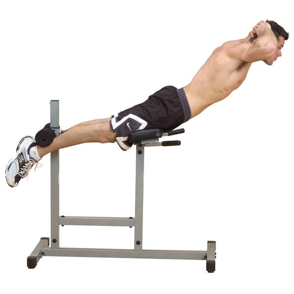 Body-Solid PowerLine Roman Chair / Back Hyperextension