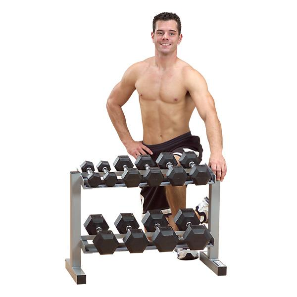 Powerline 32 in. Dumbbell Rack