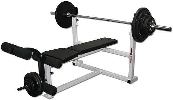 Deltech olympic weight bench Bench weights