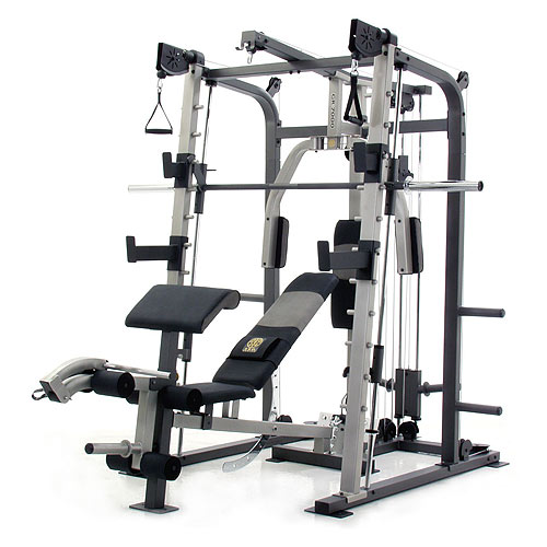 GOLD'S GYM GR 7000 PRO SERIES HOME GYM