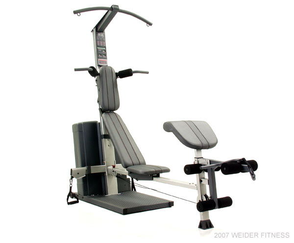 Weider Platinum Plus Home Gym