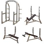 Weight Lifting Equipment Packages