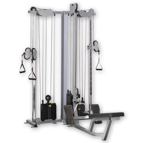 Adjustable Pulleys : Elite dual adjustable pulley