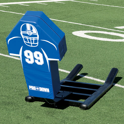 1 Man Football Sled Royal Man Pad