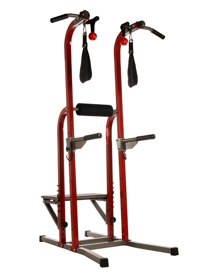 Stamina X Fortress Power Tower Exercise Station