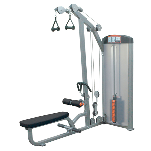 Champion Selectorized Lat Pull And Row Machine