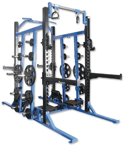 magnum fitness elite power rack commercial grade. Black Bedroom Furniture Sets. Home Design Ideas