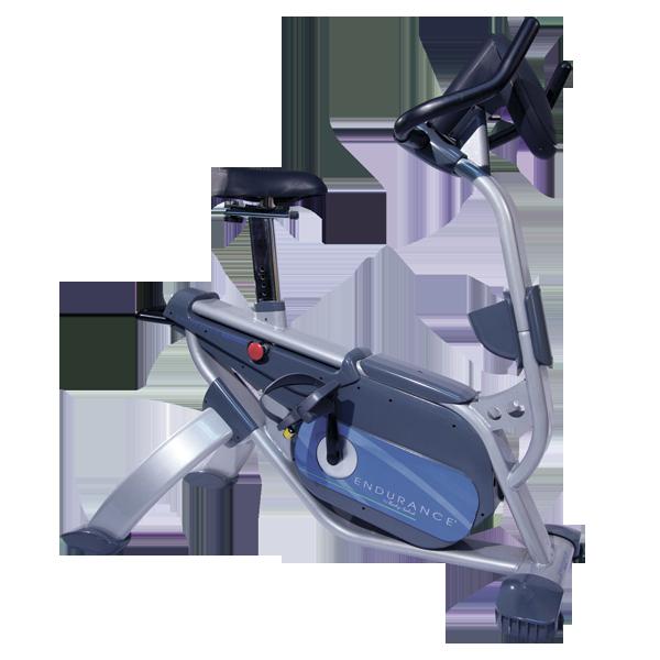 Elliptical Bike Commercial: Body-Solid Endurance B5U Upright Exercise Bike