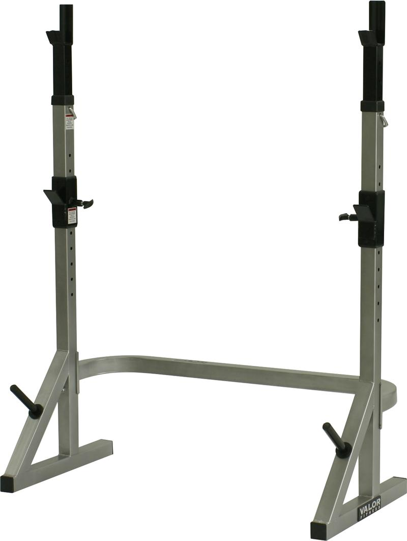 Valor Bd 17 Combo Squat Bench Rack