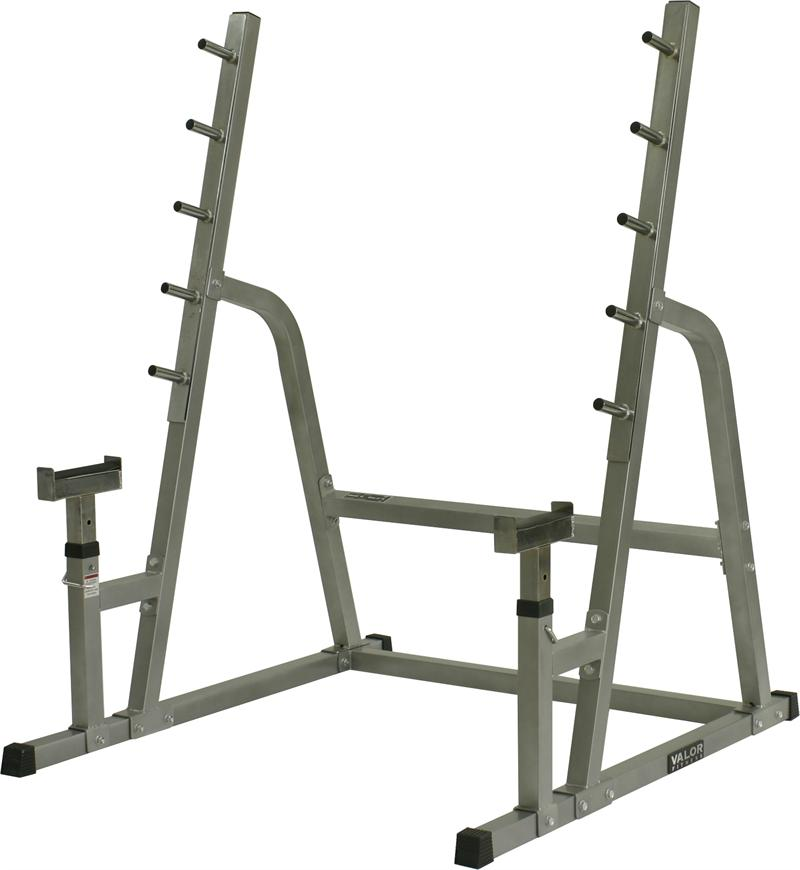 Valor Safety Squat Combo Rack