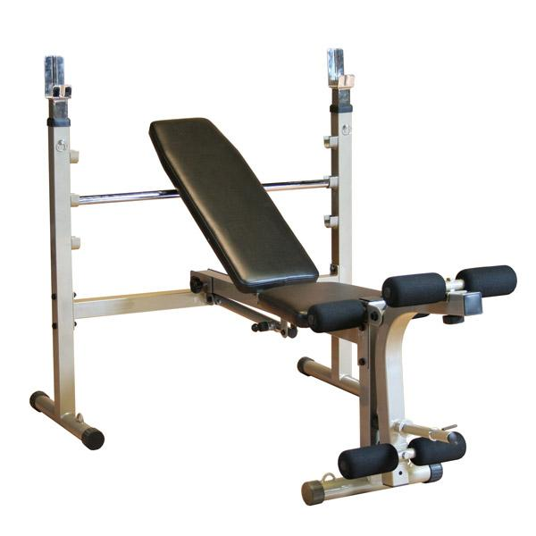 Body Solid Best Fitness Olympic Weight Bench