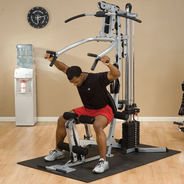 Home Gym Kit Out: Body-Solid BSG10X Powerline Home Gym