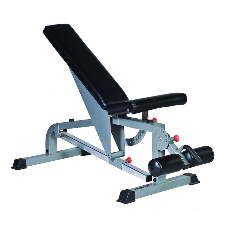 Impact Elevation Series Ct2051 Adjustable Flat Incline Decline Bench Commercial Grade