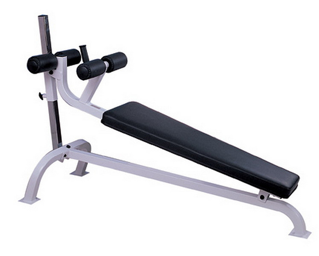 Impact Pro Series Fm8839 Adjustable Sit Up Bench Commercial Grade