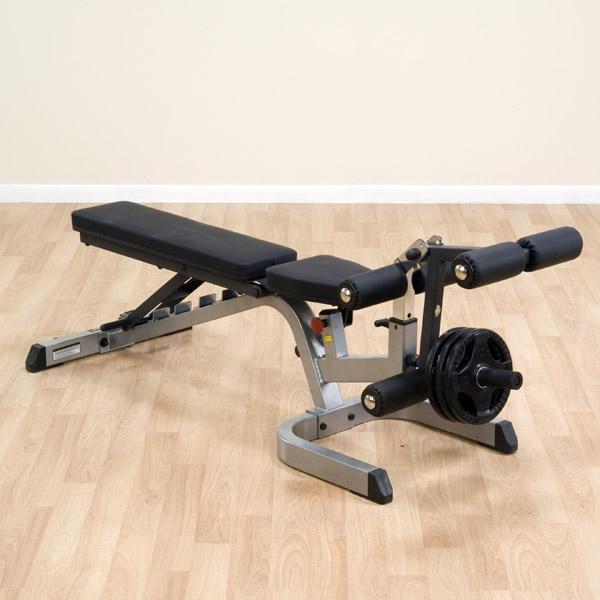 Body Solid Heavy Duty Adjustable Bench