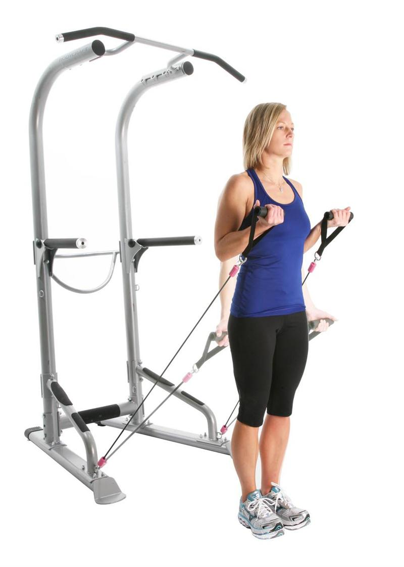 Bodycraft T3 Life Tree Total Training Power Tower