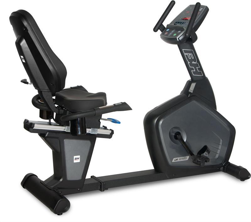 Elliptical Bike Commercial: BH Fitness LK500R Recumbent Bike