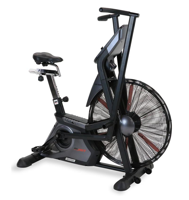 Bh Fitness Lk700fb Air Bike Commercial Grade