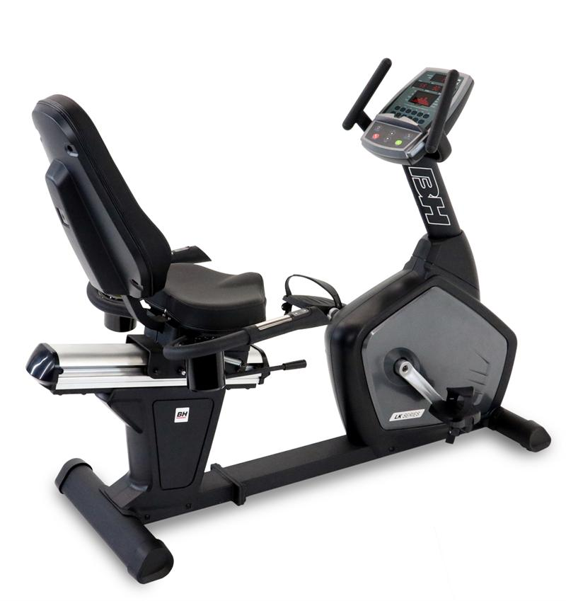 Elliptical Bike Commercial: BH Fitness LK700R Recumbent Bike