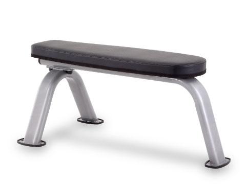 Steelflex Flat Weight Bench Commercial Grade