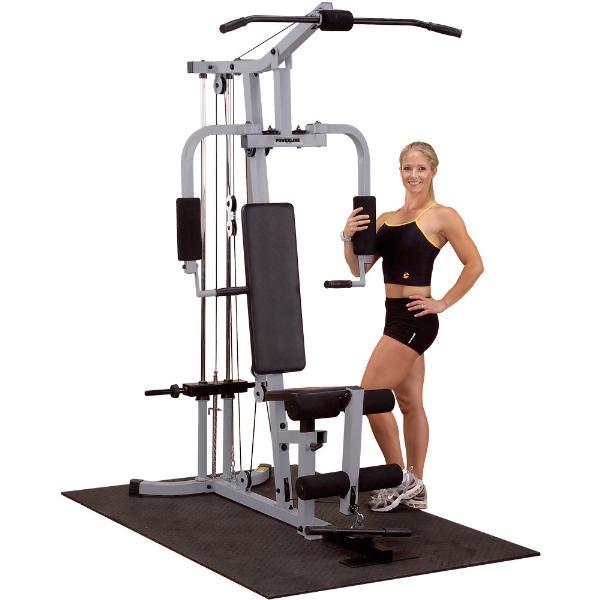 Fitness Equipment Home Gym: Body-Solid PowerLine PHG1000X Home Gym