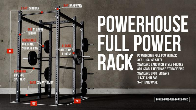 Full Power Rack