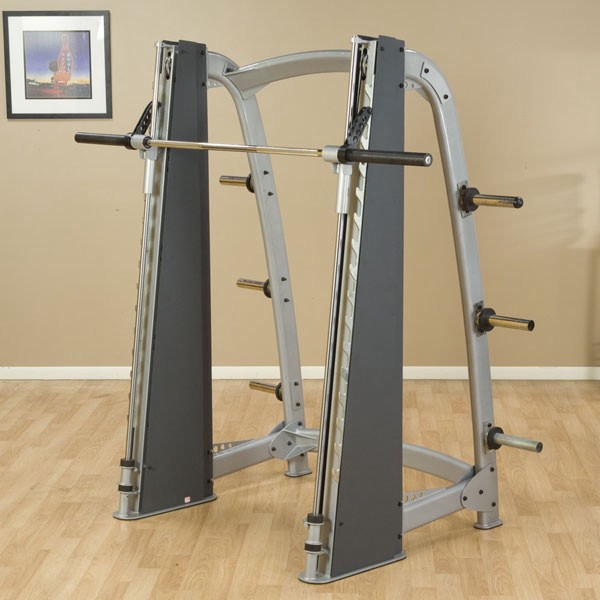 Body Solid Pro Clubline Counter Balanced Smith Machine