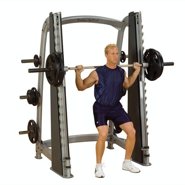 smith 3000 weight machine