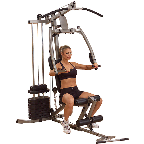 Top Exercise Equipment: Body-Solid Best Fitness Sportsman Gym