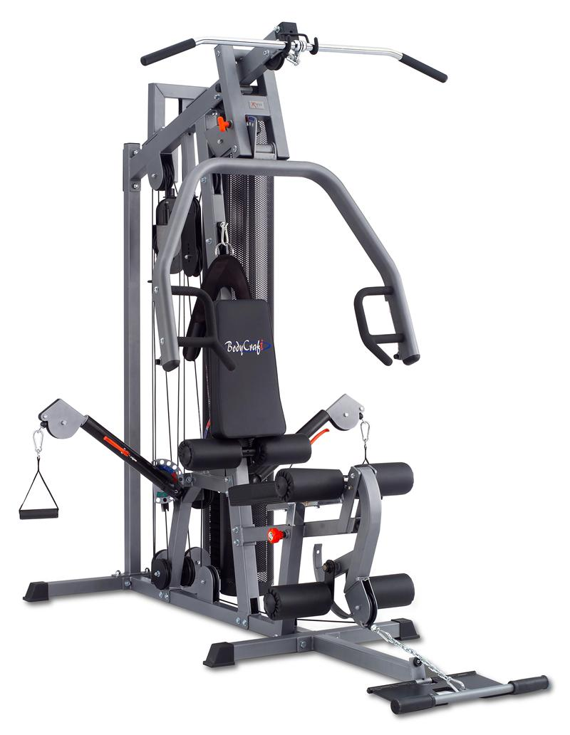 BodyCraft Xpress Pro Home Gym (optional Leg Press