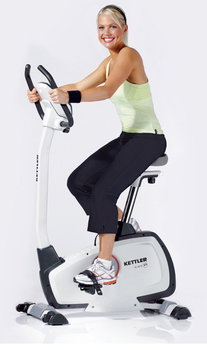 kettler giro p upright exercise bike. Black Bedroom Furniture Sets. Home Design Ideas