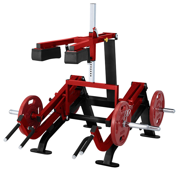 Steelflex Plate Loaded Squat Lunge Commercial Grade
