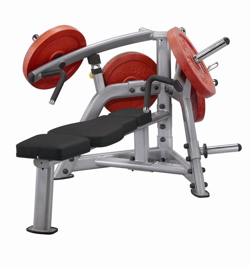 Fmi Steelflex Plate Loaded Bench Press Commercial Grade