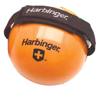 6Lb Weighted Fitness Ball with Velcro