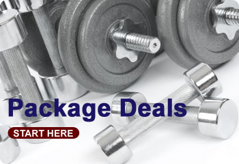 exercise equipment package deals