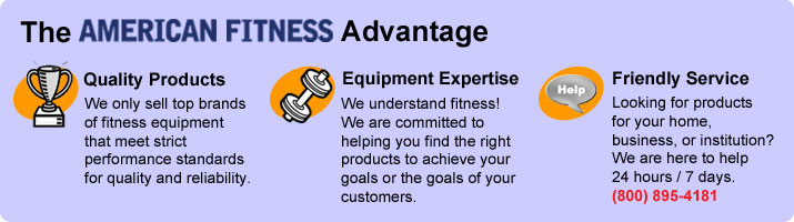 Benefits of Shopping for GSA Fitness Equipment with Boofighter dba American Fitness