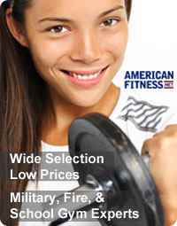 shop exercise equipment at American Fitness
