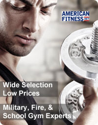 shop dumbbells at American Fitness