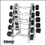 Weight Bar & Barbell Racks
