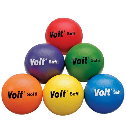 Voit 6 1 4 Softituff Ball Set Of 6