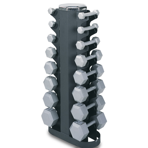 2 Sided Vertical Dumbell Rack