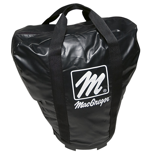 MacGregor Ball Bag - Black