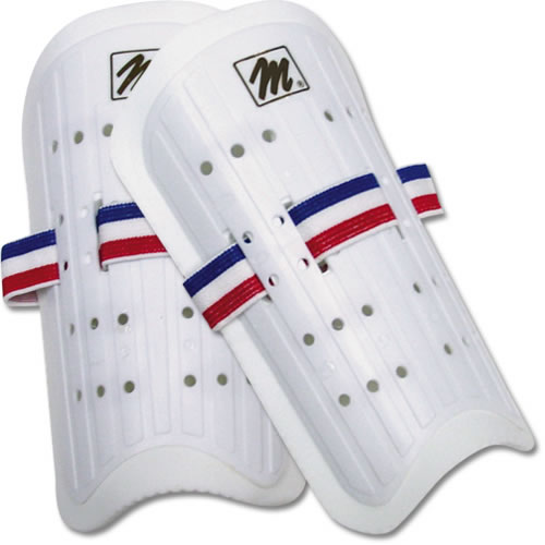 MacGregor Plastic Shin Guards - Youth