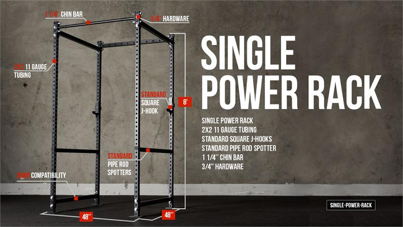 Single Power Rack