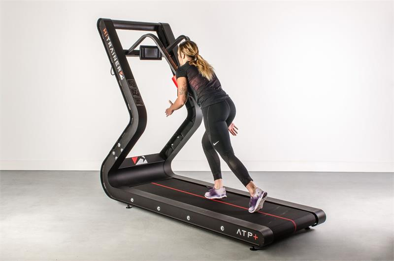 High Intensity Training Treadmill