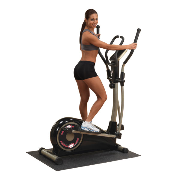Body-Solid BFCT1 Best Fitness Elliptical Cross Trainer