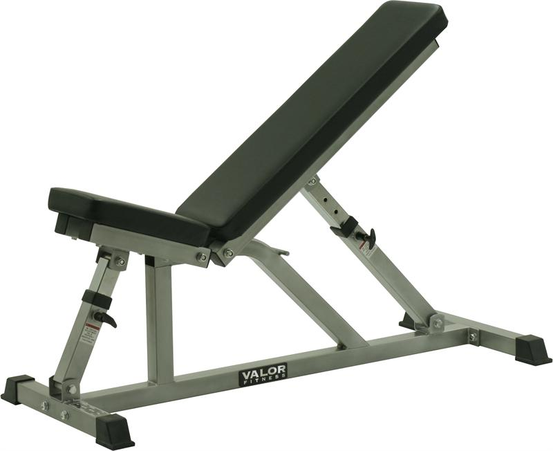 Valor DD-3 Incline/Flat Utility Bench