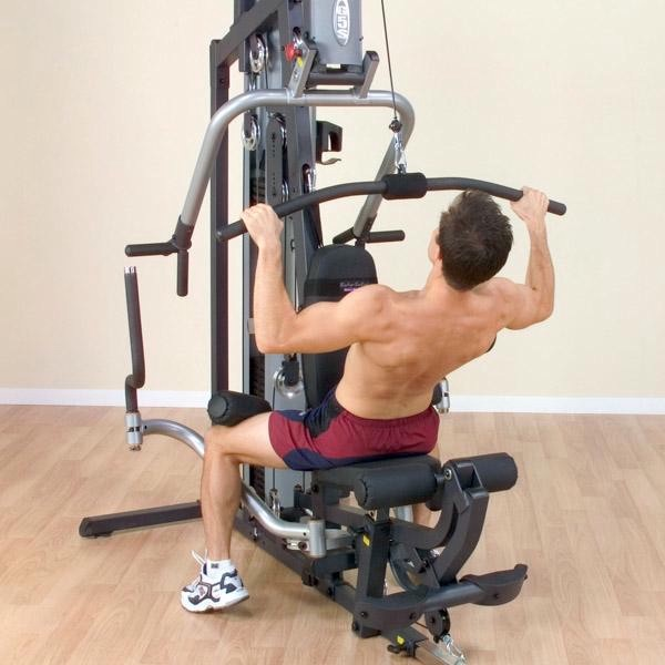 Body Solid G5s Selectorized Home Gym Commercial Grade