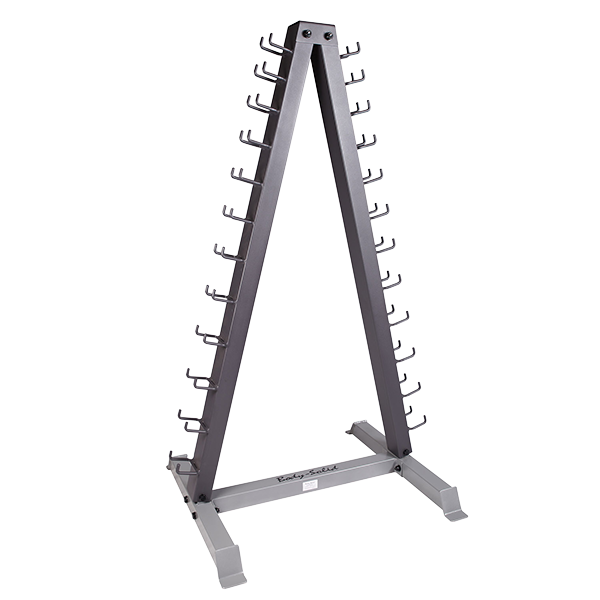 12 pair Vertical Dumbbell Rack