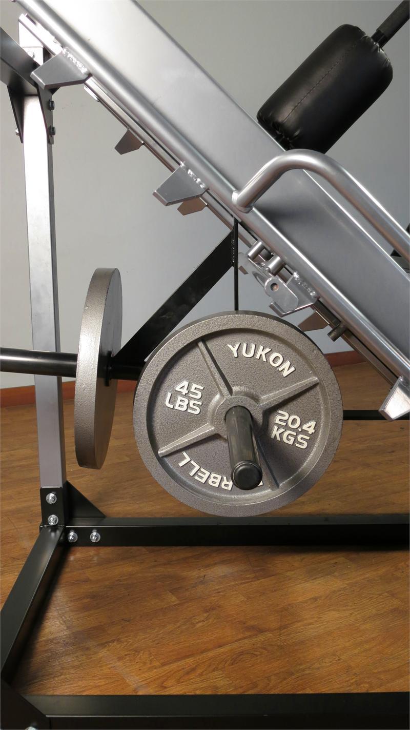 Yukon Hip Amp Leg Sled 2000 Commercial Grade